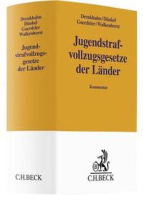 Drenkhahn/Dünkel/Goerdeler | Jugendstrafvollzugsgesetze der Länder | Buch