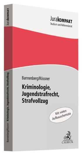 Bannenberg | Kriminologie und Jugendstrafrecht | Buch