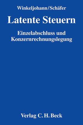 Winkeljohann/Schäfer | Latente Steuern | Buch