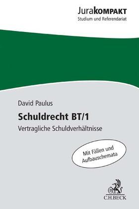 Paulus | Schuldrecht BT/1 | Buch