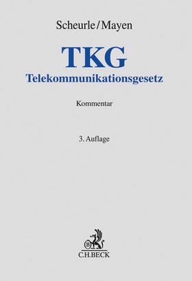 Telekommunikationsgesetz: TKG