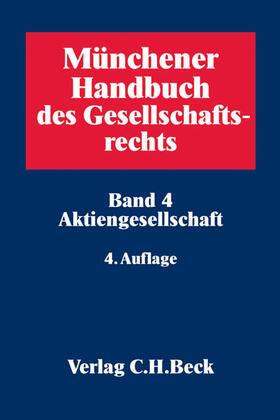 Münchener Handbuch des Gesellschaftsrechts