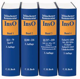 Münchener Kommentar zur Insolvenzordnung: InsO