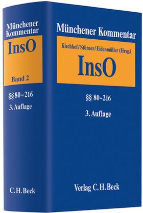 Münchener Kommentar zur Insolvenzordnung (InsO) Band 2