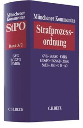 Münchener Kommentar zur Strafprozessordnung: StPO