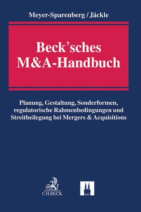 Beck'sches M&A-Handbuch
