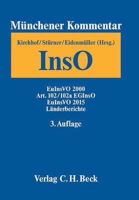 Münchener Kommentar zur Insolvenzordnung: InsO Band 4