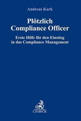 Krumbach | Plötzlich Compliance Officer | Buch