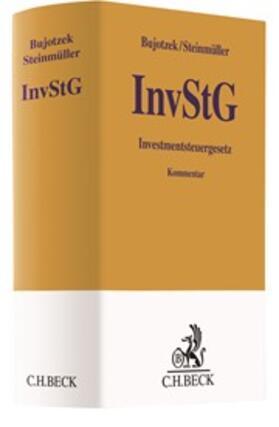 Bujotzek / Steinmüller | Investmentsteuergesetz: InvStG | Buch