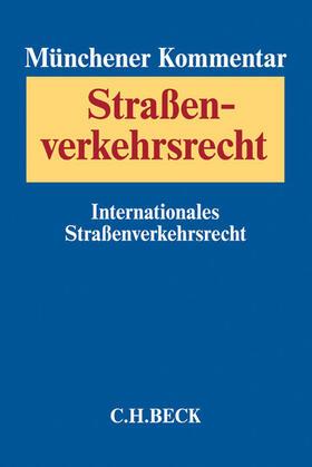 Münchener Kommentar zum Straßenverkehrsrecht: StVR