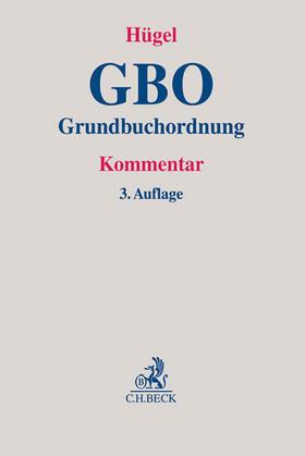 Grundbuchordnung: GBO