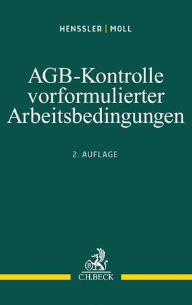AGB-Kontrolle vorformulierter Arbeitsbedingungen