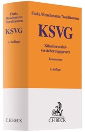 Künstlersozialversicherungsgesetz: KSVG