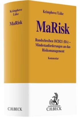 Auerbach | MaRisk - Mindestanforderungen an das Risikomanagement | Buch