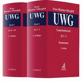 Lauterkeitsrecht: UWG