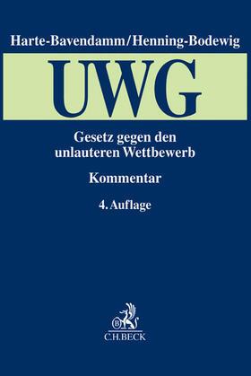 Gesetz gegen den unlauteren Wettbewerb (UWG)