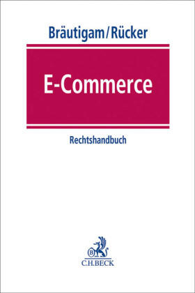 Bräutigam / Rücker | E-Commerce | Buch