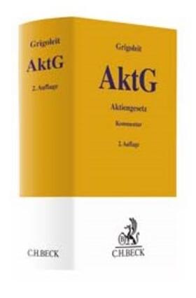 Grigoleit | Aktiengesetz: AktG | Buch