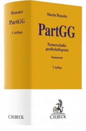 Partnerschaftsgesellschaftsgesetz: PartGG