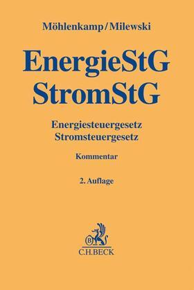 Energiesteuergesetz, Stromsteuergesetz: EnergieStG, StromStG