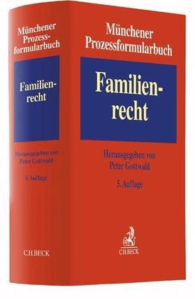 Münchener Prozessformularbuch  Band 3: Familienrecht
