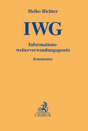 Informationsweiterverwendungsgesetz: IWG