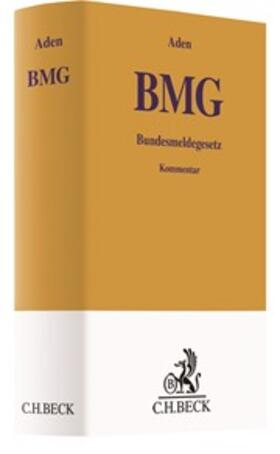 Aden | BMG | Buch
