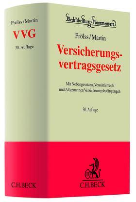 Prölss/Martin | Versicherungsvertragsgesetz: VVG | Buch