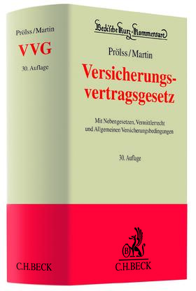 Versicherungsvertragsgesetz: VVG