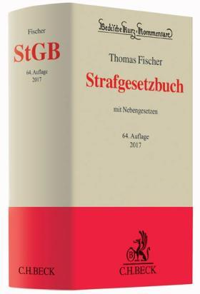 Fischer   Strafgesetzbuch: StGB   Buch