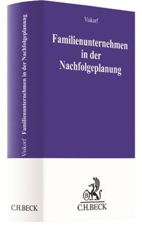 Viskorf   Familienunternehmen in der Nachfolgeplanung   Buch