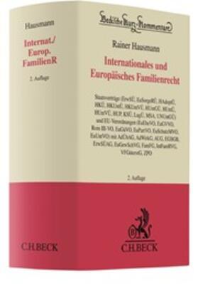 Internationales und Europäisches Familienrecht