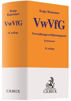 Verwaltungsverfahrensgesetz: VwVfG