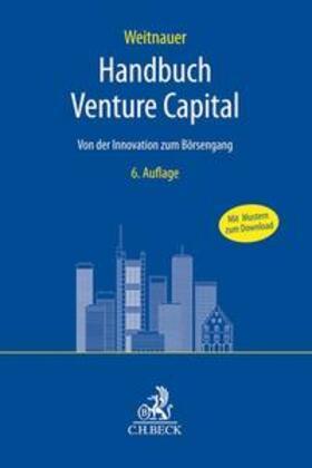 Handbuch Venture Capital