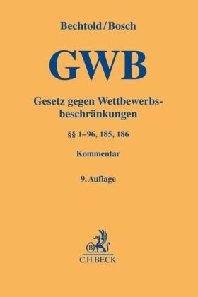 Gesetz gegen Wettbewerbsbeschränkungen: GWB