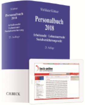 Küttner | Personalbuch 2018 | Buch