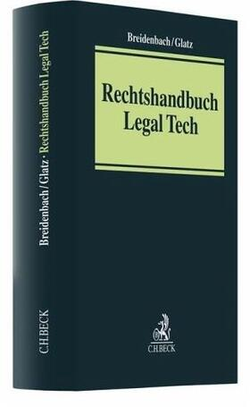 Rechtshandbuch Legal Tech