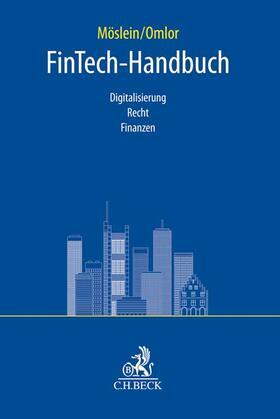 Möslein / Omlor | FinTech-Handbuch | Buch
