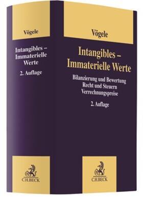 Vögele | Geistiges Eigentum - Intellectual Property | Buch