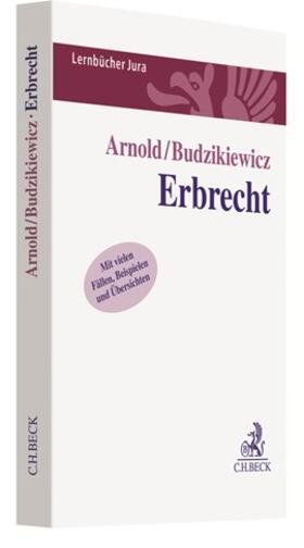 Arnold / Budzikiewicz   Erbrecht   Buch