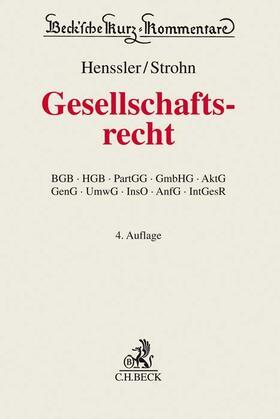 Gesellschaftsrecht: GesR