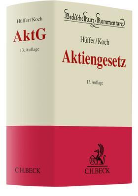 Hüffer/Koch | Aktiengesetz: AktG | Buch