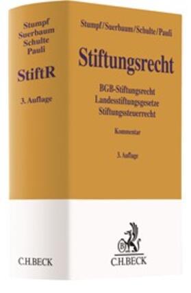 Stiftungsrecht: StiftR
