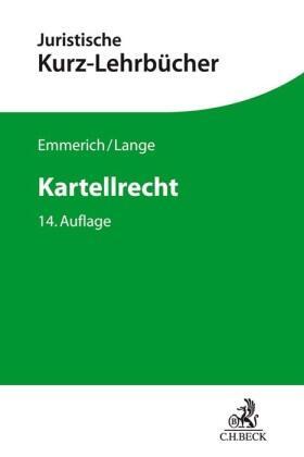 Emmerich/Lange | Kartellrecht | Buch
