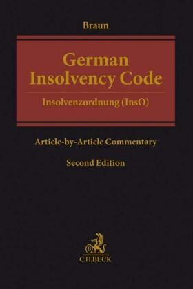 Braun | German Insolvency Code | Buch