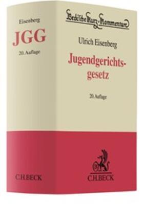 Eisenberg | Jugendgerichtsgesetz: JGG | Buch