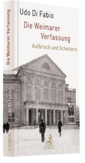 Die Weimarer Verfassung