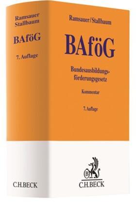 Bundesausbildungsförderungsgesetz: BAföG