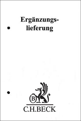 Schweizerische Gesetze  64. Ergänzungslieferung