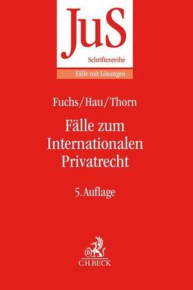Fälle zum Internationalen Privatrecht: IPR